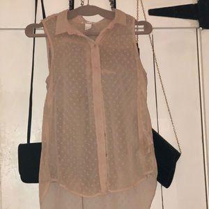 🌸 Spring/ ☀️Summer sleeveless blouse